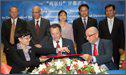 נחתם הסכם ללימודי 1,000 מנהלים סינים בלהב