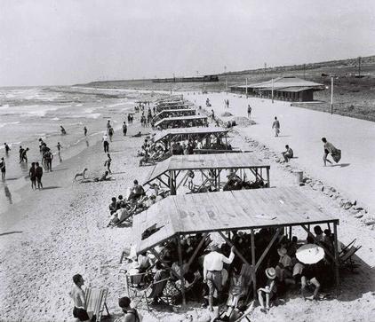חופי הים בארץ ישראל
