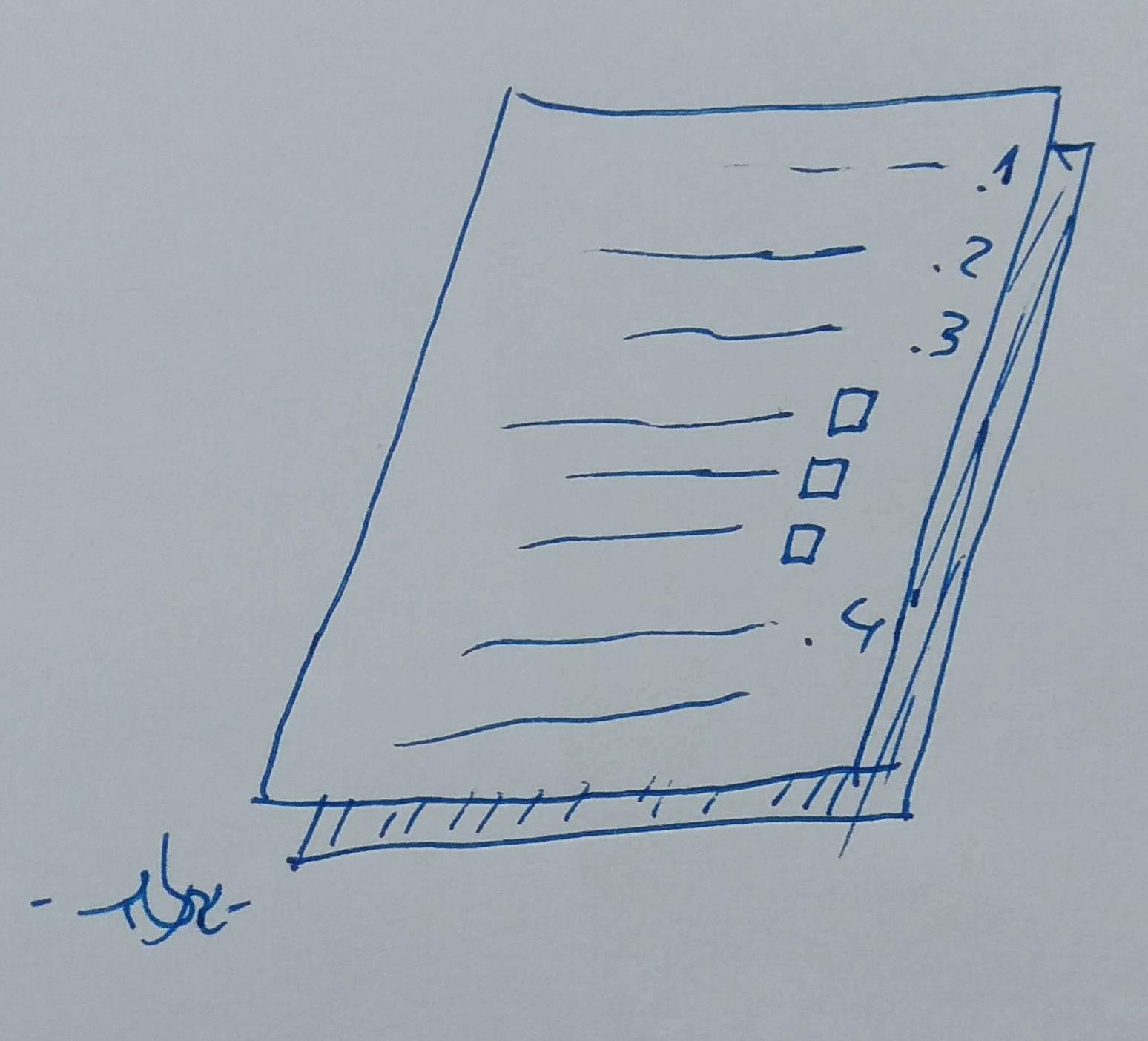 רשימת מטרות ויעדים